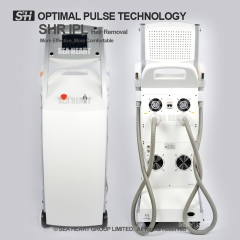 OPT IPL Machine for Super Hair Removal (SHR) and skin Rejuvenation