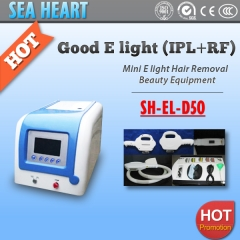 Hot Sell OPT Elight Beauty Machine for Super  Hair Removal(SHR)