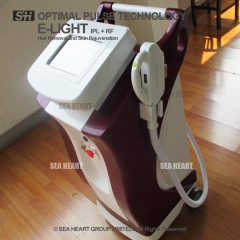 OPT SHR IPL RF  Machine for Permanent Hair Removal