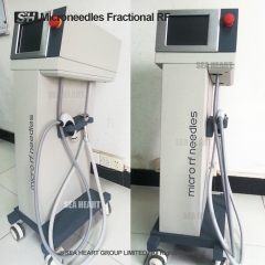 Superfacial RF and Microneedle RF Fractional Skin Tightening Machine